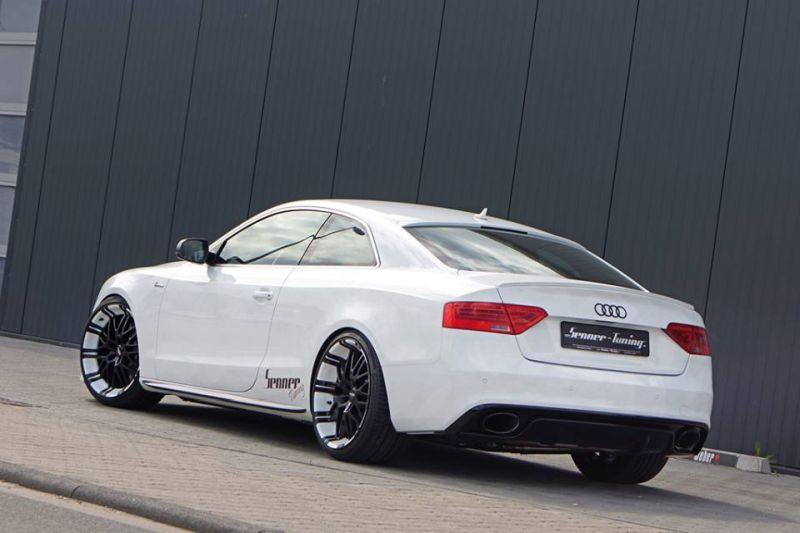 audi a5 s5 coupe od a5 sportback by senner tuning magazin. Black Bedroom Furniture Sets. Home Design Ideas