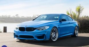 Stunning BMW M4 Featuring Work Wheels In A PSI Made Build 2 310x165 BMW M4 F82 in Yas Marina Blau vom Tuner PSI