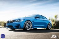Stunning BMW M4 Featuring Work Wheels In A PSI Made Build 3 190x127 BMW M4 F82 in Yas Marina Blau vom Tuner PSI