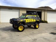 Tonka 4Runner Drive 4 190x143 Kein Spielzeug! Toyota 4Runner extrem Tuning by Tonka