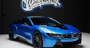West Coast Customs BMW i8 tuning 1 310x165 BMW i8   Tuning by West Coast Customs