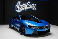 West Coast Customs BMW i8 tuning 2 190x127 BMW i8   Tuning by West Coast Customs