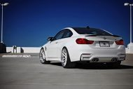 Wheels Boutique Does Another BMW M3 With ADV1 Wheels 6 190x127 Schick   BMW M4 F82 in Weiß mit weißen ADV005 Felgen