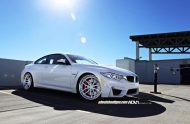Wheels Boutique Does Another BMW M3 With ADV1 Wheels 8 190x124 Schick   BMW M4 F82 in Weiß mit weißen ADV005 Felgen