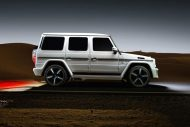 ares design mercedes g63 amg looks angelic 5 190x127 Mercedes Benz G63 AMG vom Tuner Ares Performance