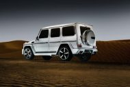 ares design mercedes g63 amg looks angelic 6 190x127 Mercedes Benz G63 AMG vom Tuner Ares Performance