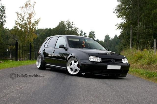 b1f885u 960 tuning 2 Fotoserie: VW Golf MK4 von Richard Haveland