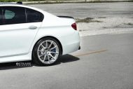 bmw f10 m5 1 tuning new 10 190x127 BMW F10 M5 V8 mit 20 Zoll Strasse R10 Wheels