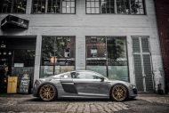 brixton forged m53 targa series audi r8 v10 grey 4 190x127 20 Zoll Brixton Wheels in Bronze am Audi R8 V10