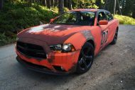 dodge charger gets rusted general lee wrap in sweden 3 190x126 General Lee is Back   Dodge Charger mit Klassiker Folierung