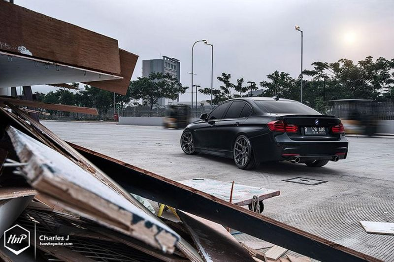 f30bc 12 tuning 1 BC FORGED WHEELS HB05 am BMW 3er F30