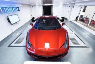 ferrari 458 1 tuning 1 190x127 Ferrari 458 Italia mit Performance Package by Litchfield