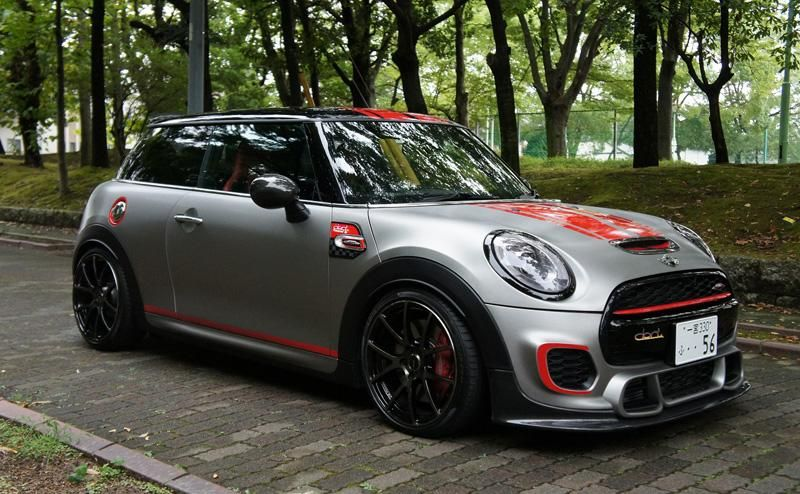 mini john cooper works f56 parts by 3d design tuningblog. Black Bedroom Furniture Sets. Home Design Ideas