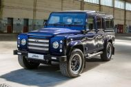je motorworks zulu 5 190x127 JE Engineering   Land Rover Defender Zulu² mit 500PS