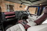 je motorworks zulu interior 1 190x127 JE Engineering   Land Rover Defender Zulu² mit 500PS
