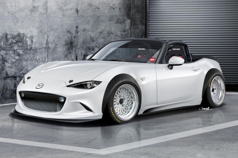 jon sibal 2016 mazda mx 5 rendering Jon Sibal Design   Tuning Mazda Miata MX 5