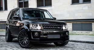 kahn discovery tuning new 1 310x165 Land Rover Discovery als RS 300 Tuning by Kahn Design