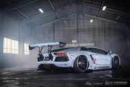 lamborghini aventador liberty walk forgiato 3 190x127 Liberty Walk   Lamborghini Aventador Zero Fighter