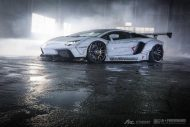 lamborghini aventador liberty walk forgiato 9 190x127 Liberty Walk   Lamborghini Aventador Zero Fighter
