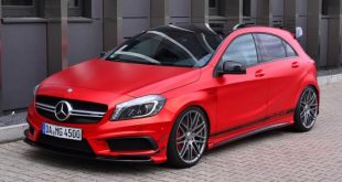 mercedes benz a45 amg gets wrapped folienexperte 5 310x165 Mercedes Benz A45 AMG   Tuning by Folien Experte