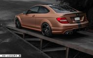 mercedes xo luxury wheels 4 190x119 20 Zoll XO Luxury Wheels am Mercedes C63 AMG