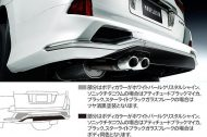 modellista has a wide body kit for the 2 190x126 Modellista Wide Body Kit am 2016er Lexus LX 570