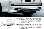 modellista has a wide body kit for the 3 190x126 Modellista Wide Body Kit am 2016er Lexus LX 570