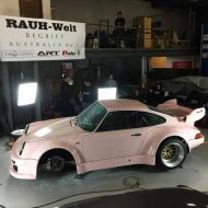 rwb building a porsche 911 tribute to 917 20 pink 4 190x190 Porsche 911 (964) Tuning by RAUH Welt mit 917/20 Optik