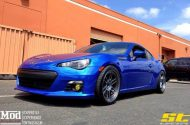 subaru brz new wheels st suspensions coilovers toms tails ark 1 190x125 ModBargains Tuning am Subaru BRZ mit ENKEI Alu´s