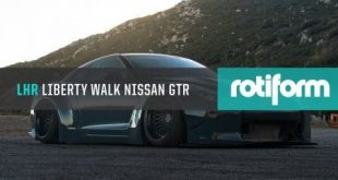 video brutal liberty walk nissan 310x165 Video: Brutal   Liberty Walk Nissan GTR auf Rotiforms