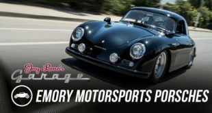 video emory motorsports tuning p 310x165 Video: Emory Motorsports Tuning Porsche 356s by Jay Lenos Garage