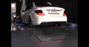 video hms performance klappenanl 310x165 Video: HMS Performance Export Klappenanlage am Mercedes C63 AMG