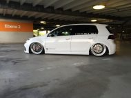 vw golf edition 35 new pics lv1 1 190x143 mbDesign VW Golf 6 GTI R mit 8,5x19 ET45 LV1 Felgen