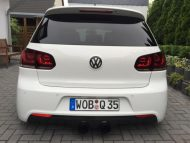 vw golf edition 35 new pics lv1 12 190x143 mbDesign VW Golf 6 GTI R mit 8,5x19 ET45 LV1 Felgen