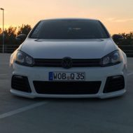 vw golf edition 35 new pics lv1 13 190x190 mbDesign VW Golf 6 GTI R mit 8,5x19 ET45 LV1 Felgen