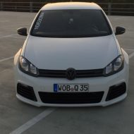 vw golf edition 35 new pics lv1 14 190x190 mbDesign VW Golf 6 GTI R mit 8,5x19 ET45 LV1 Felgen