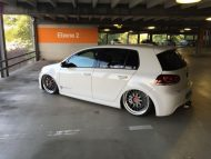 vw golf edition 35 new pics lv1 3 190x143 mbDesign VW Golf 6 GTI R mit 8,5x19 ET45 LV1 Felgen