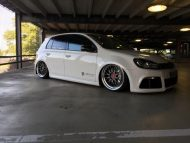 vw golf edition 35 new pics lv1 8 190x143 mbDesign VW Golf 6 GTI R mit 8,5x19 ET45 LV1 Felgen
