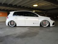 vw golf edition 35 new pics lv1 9 190x143 mbDesign VW Golf 6 GTI R mit 8,5x19 ET45 LV1 Felgen