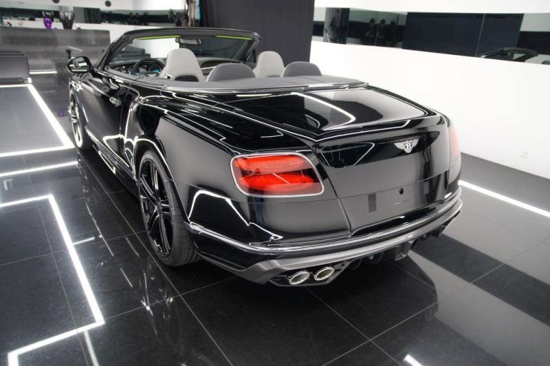 08 Bentley startech GTC Cabriolet for sale 2 STARTECH   Bodykit & Alu's am Bentley Continental