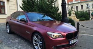 11053919 1188196984530008 2813613526785540876 o 310x165 BMW 7er F01   komplett Folierung by Dip Star