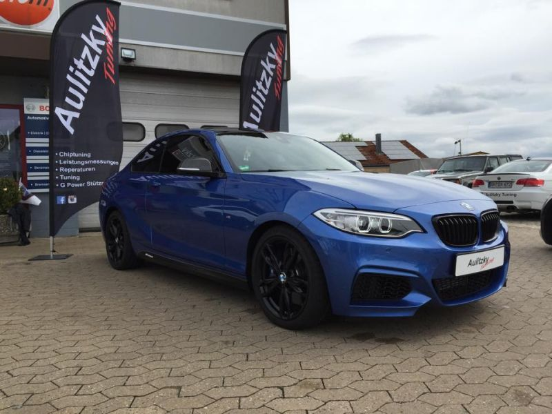 11216725 518003138352864 8805423911063216717 n Aulitzky Tuning BMW M235i mit 439PS & 650NM