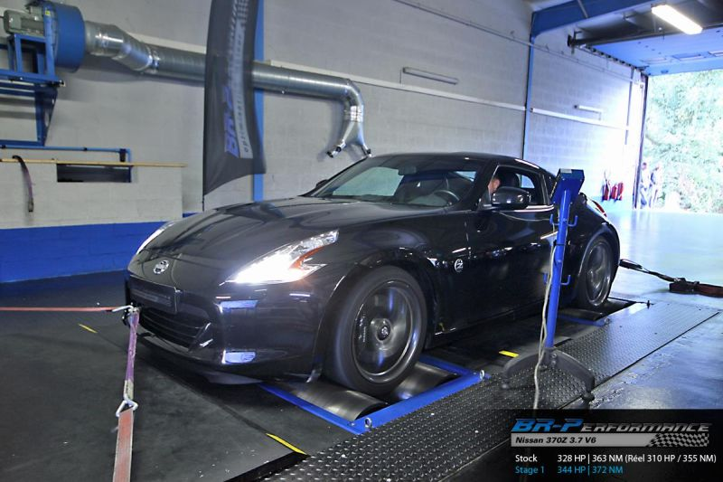 11222043 1025214567509966 2389053606782133596 o Nissan 370Z 3.7 V6 mit 344PS by BR Performance