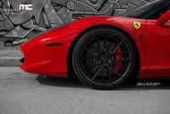 11708013 996161057093307 8341068106698135994 o 190x127 22 Zoll Vellano Forged Wheels VKK am Ferrari 458 Italia