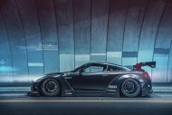 11887748 517545508394933 4646350376910058192 o 190x127 Liberty Walk Nissan GT R mit Brixton Forged Wheels