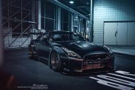 11893834 517545445061606 3845519934618249640 o 190x127 Liberty Walk Nissan GT R mit Brixton Forged Wheels