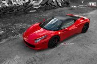 11934489 996161067093306 4191561388798050596 o 190x127 22 Zoll Vellano Forged Wheels VKK am Ferrari 458 Italia