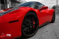 11937463 996161047093308 9216704681255438480 o 190x127 22 Zoll Vellano Forged Wheels VKK am Ferrari 458 Italia