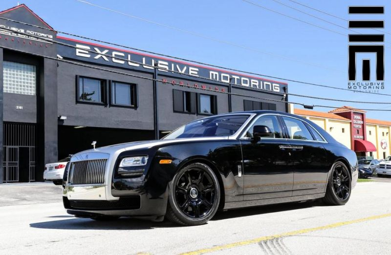 11947831 1013684022028365 5059444087870141340 o Exclusive Motoring Tuning Rolls Royce Ghost