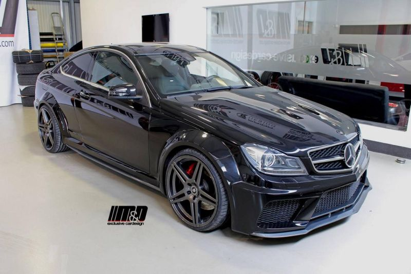 11951642 979521262069788 970370433250692445 o Mercedes C63 AMG Coupe by M&D exclusive cardesign